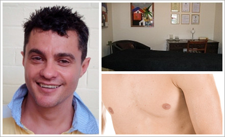 Daniel Bester - Male Waxing